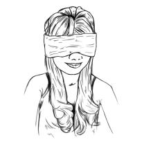 Oct 24 - Blind